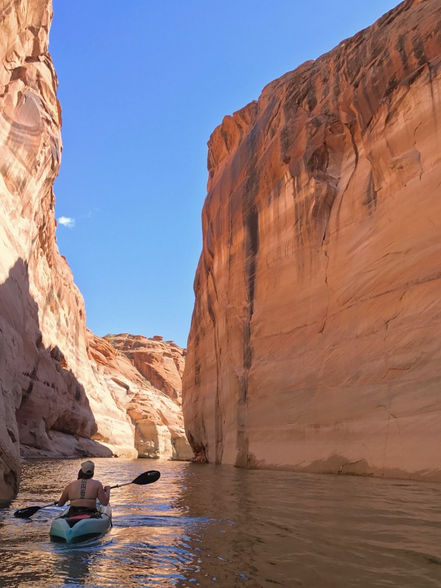 Kayaking the Canyon