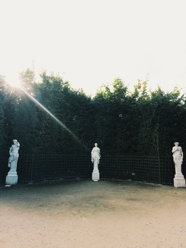 Mystery and Poetry of the Versailles gardens