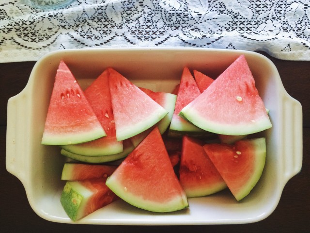 Free authentic watermelon photo on Reshot