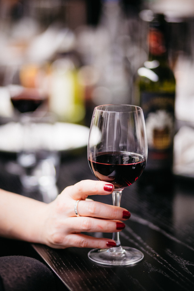 Free authentic red wine photo on Reshot