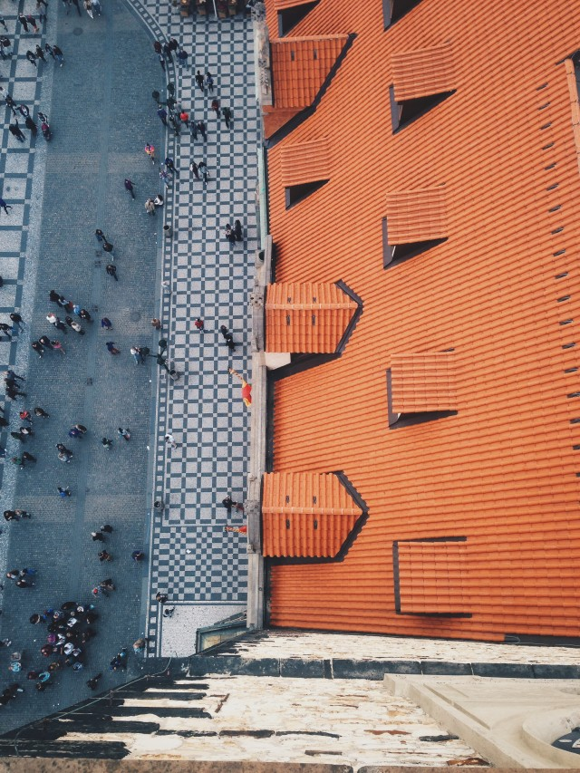 Free authentic aerial photo on Reshot