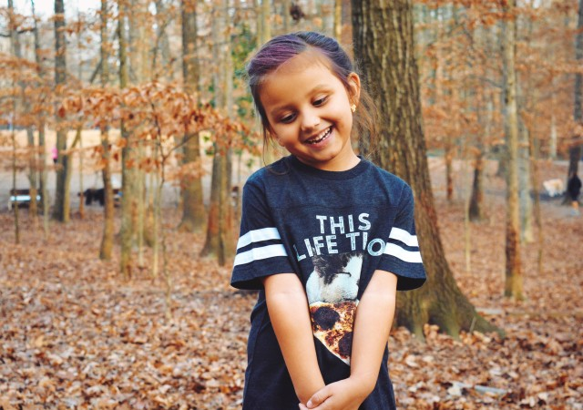 Free authentic toddlers photo on Reshot
