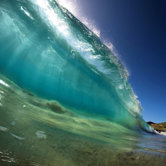 Free Ocean Photo from Reshot