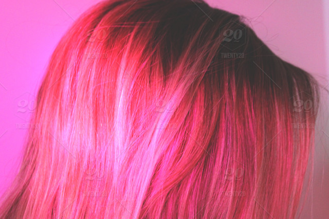 Pink Fashion Hair Beauty Grunge Hairstyle Blonde Hipster