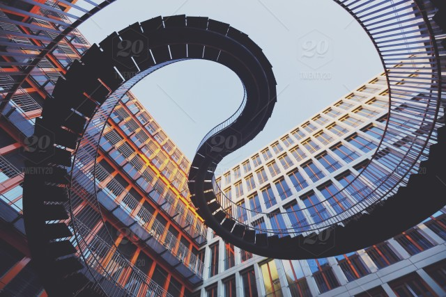Geometric Stairs Geometric Staircase Melbourne: Architecture, Staircase, Steps, Shape, Stairs, Shapes