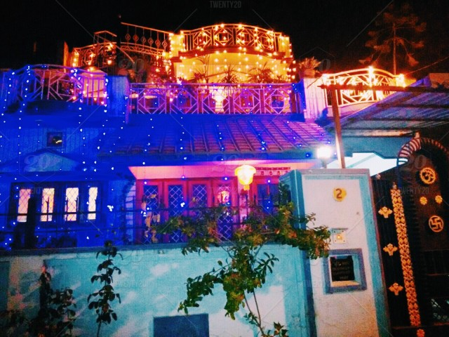 Back Home In India This Is Time For Celebration Of Festival Lights