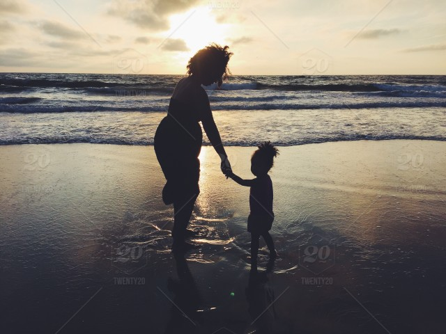 Stand in the sun with me my child stock photo 8fdd2640-4670-4051