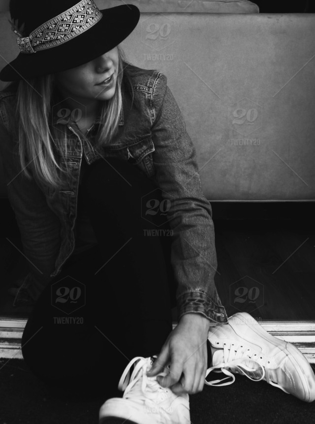 3bd8f2d1b77 Got my vans on, but they look like sneakers. stock photo 1b4dcf4c ...