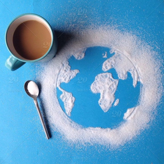 stock photo, sugar, coffee, coffee-cup, earth, creative, planet, coffee-break, coffee-art, s