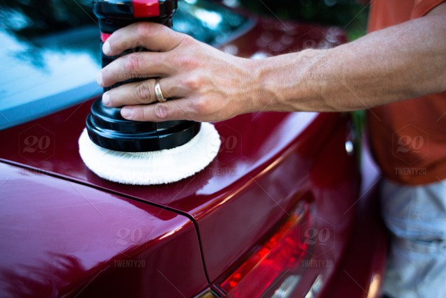 stock photo, car, home-improvement, cars, labor, manual-labor, car-wash, waxing, waxing-car, buffing, mens-work