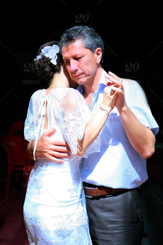 Wedding Father And Daughter Dance Stock Photo B084f2b8