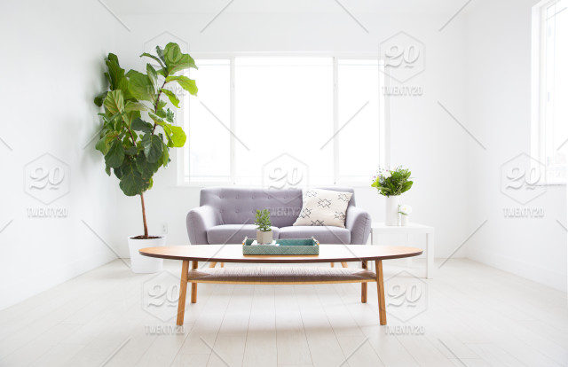 Stock Photo, Home Interior, Interior, Living Room, Home, Indoor