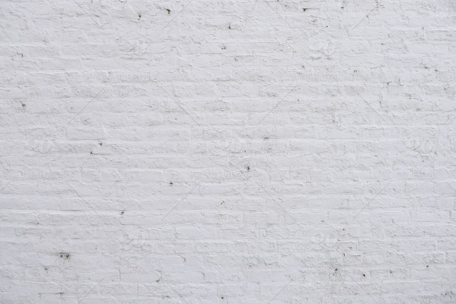 Wall, brick, copy-space, white, rustic, cracked, paint