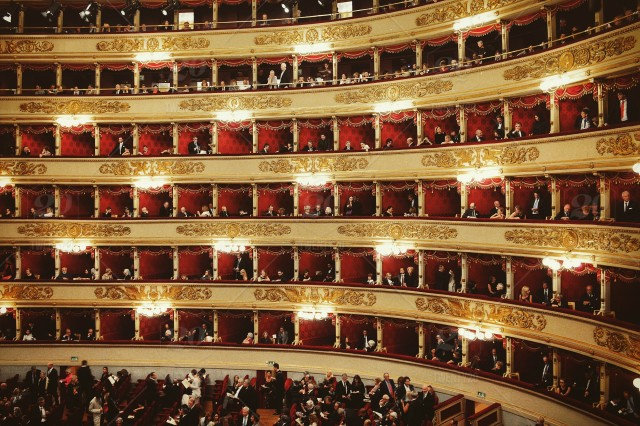 stock photo, music, opera-house, theater, milan, culture, heritage, opera, historical-site, hidden-gems, italian-theater