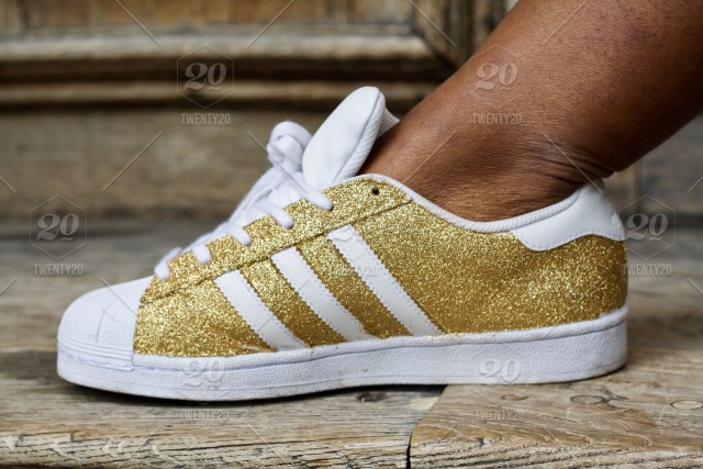 trainers with sparkle