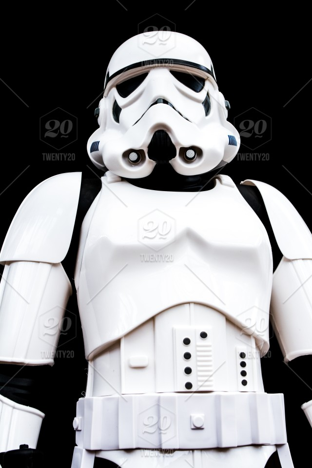 Portrait Black Background Costume Star Wars Characters Cosplay Stormtrooper The Dark Side Comic Con Cosplayers Stock Photo Be441bf0 6ac6 421e Be57 F01717e5da8f