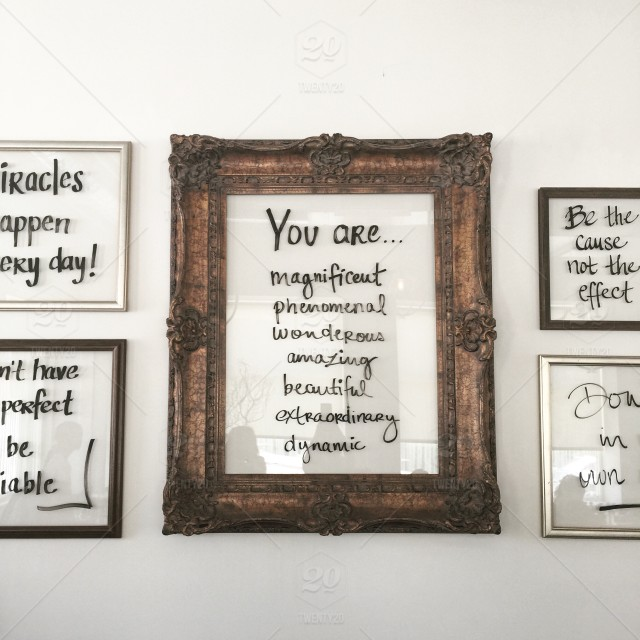 Decor Home Frames Quotes Picture Frames Wall Decor