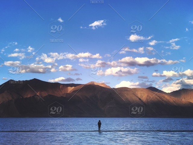 stock photo, nature, travel, sky, blue, mountain, landscape, india, impact, clouds, girl, earth, view, beautiful, traveling, epic, ladakh, epic-view