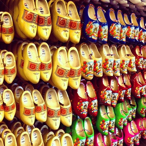 Wooden Shoes In Amsterdam Stock Photo Ig 5469325205603733301716802