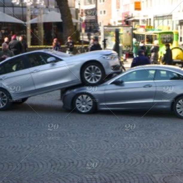 Why Do Such Nice Bmws And Mercedes Benzs Have To Go To Waste For