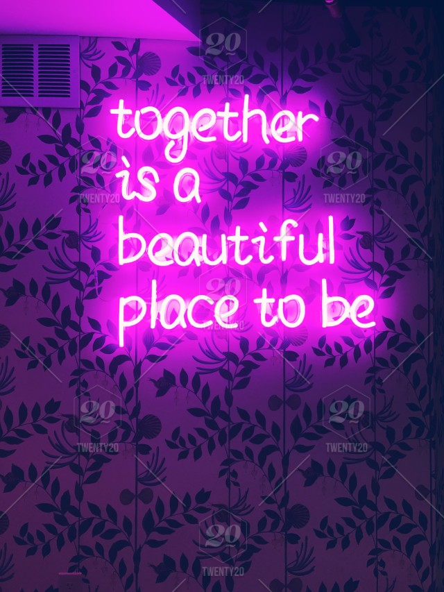 pink light r ce purple bar friendship inspiration text
