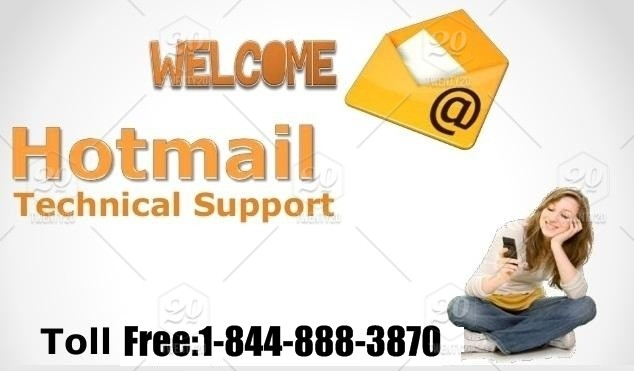 Having any issue related to your Hotmail account then call on