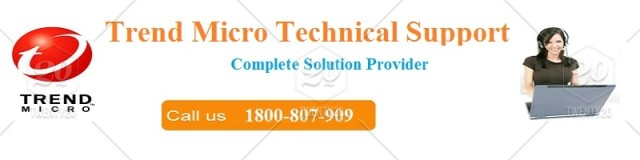 Call Trend Micro Support Number @1800-807-909 or visit Trend