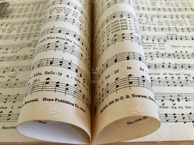 Songs from an Open Book