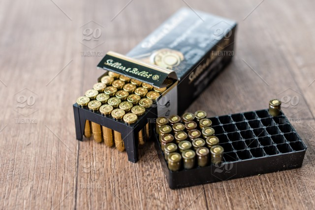 Guns ammunition packaging  ❤️ nominated stock photo