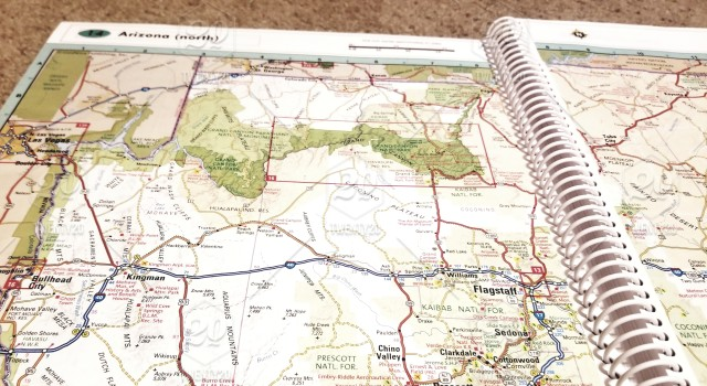 Directions Road Map on