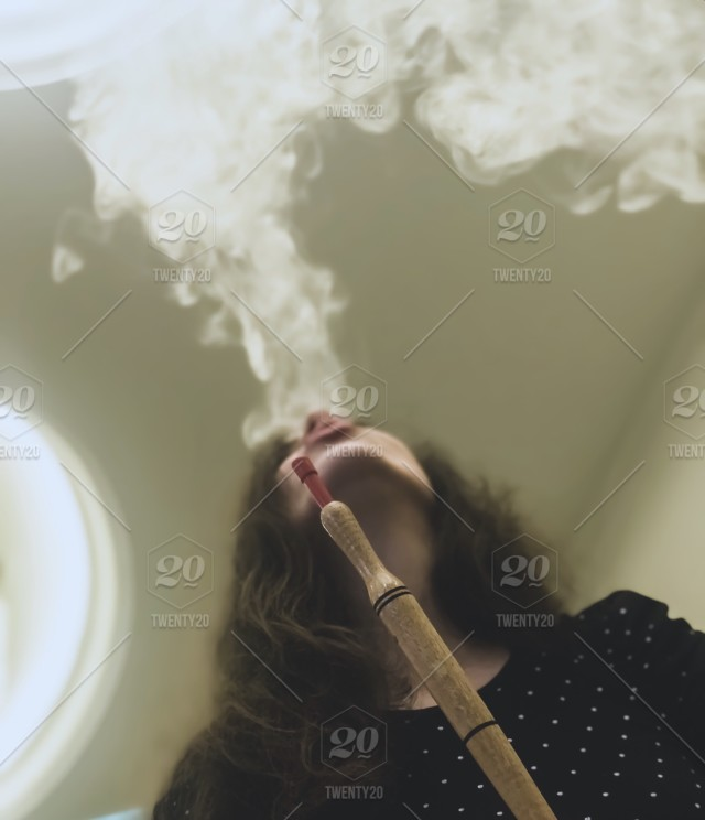 Shisha smoke NOMINATED❤️ stock photo fa69a9bc-9452-4f57