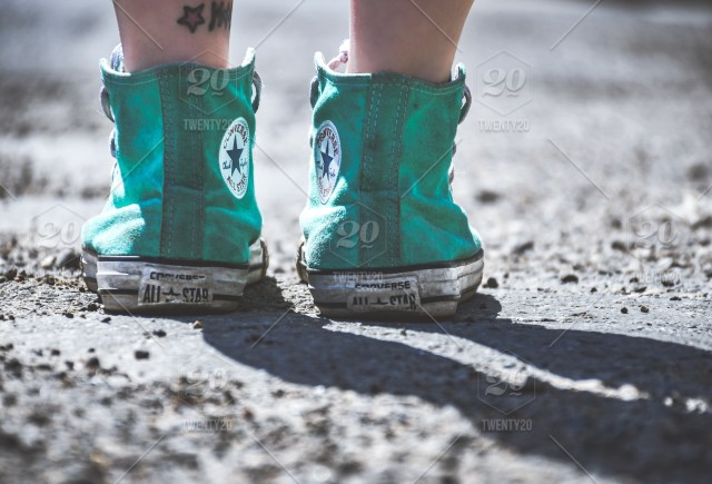 d9f5b509fe1d Walk a mile in others shoes.... stock photo 5d5139d6-41a6-4f43-8884 ...