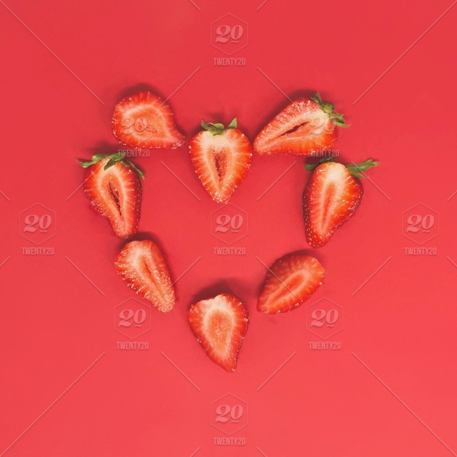 Strawberries Are Traditionally Linked To Romance The Heart Health