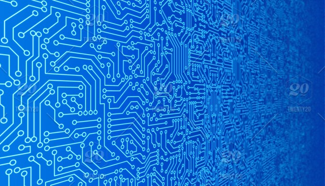 Blue Circuit Board Pattern Texture High Tech Background In Digital Computer Technology Concept 3d Abstract Illustration Stock Photo 71e907f8 4a69 4e0e Ae8c A2c5acb79812