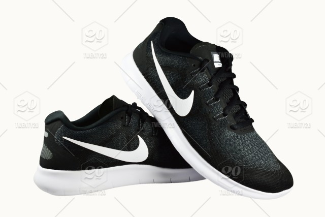 c8c019963 Leather,foot,running,shoes,isolated,nike,shoe,black,white,sport ...