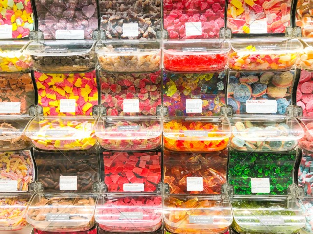 Candy Candies Candy Shop Candy Store Stock Photo F666d622