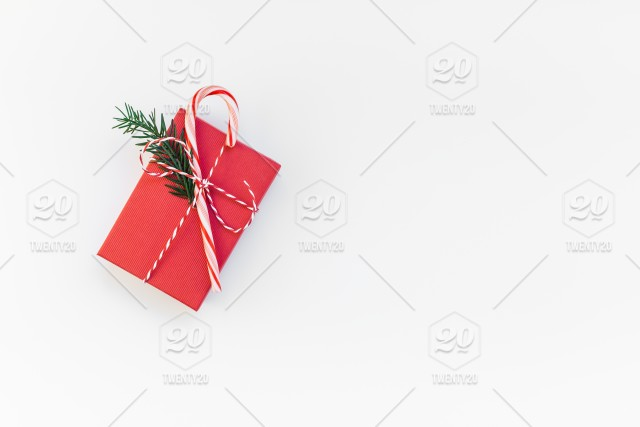 New Year Christmas Xmas 2019 Holiday Celebration Red Present Gift