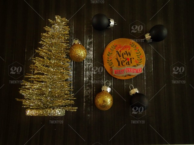 Dark Atmosphere Christmas Decorations Black Nominated Stock Photo 4e169baf 0f8c 4f40 A252 51cf2d4e08e2