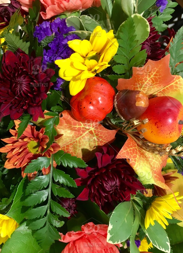 Fall Bouquet Flowers Stock Photo Eb9705a5 39e1 4156 8ae0