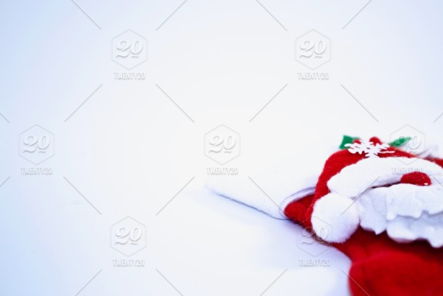 cc4b6453489 Santa hat on white background stock photo b7d82768-fd9f-4d95-8f8a ...