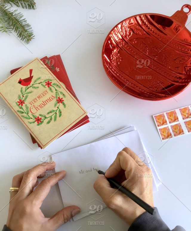 Sending Christmas Cards Is A Very Special Christmas Tradition Cards
