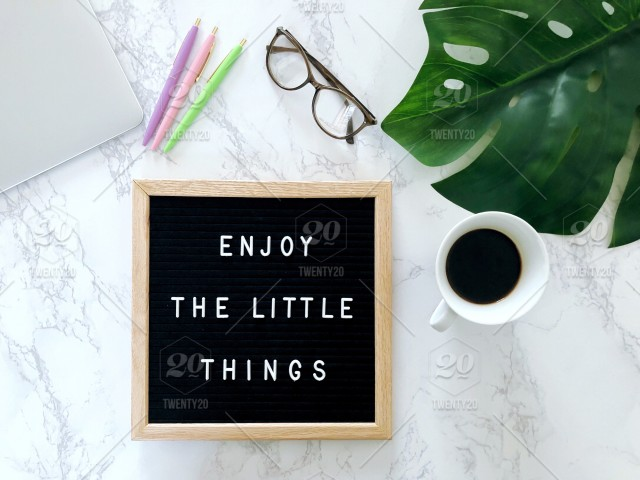 Enjoy The Little Things Quote Quotes Life Quote Life Lessons