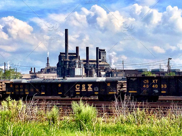 Transportation and logistics: Trains and Industry go hand