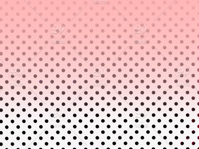 light peach colored layer over black and white polka dot background chic pretty cute sweet lovely pastel pastel color pastel tone modern design full frame of copy space space for copy room light peach colored layer over black