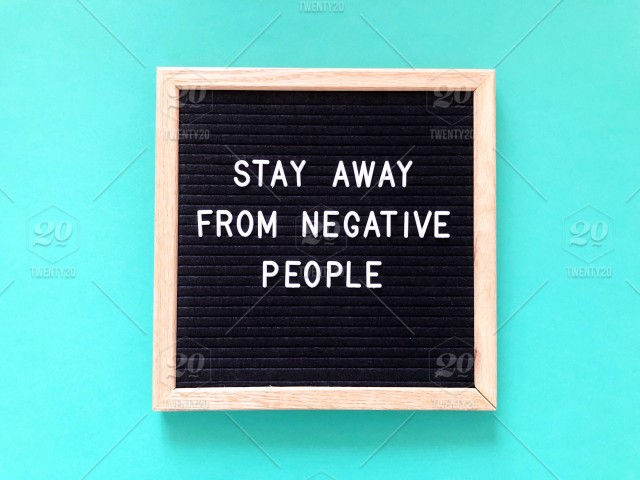 Stay away from negative people. Life quote. Life lessons ...