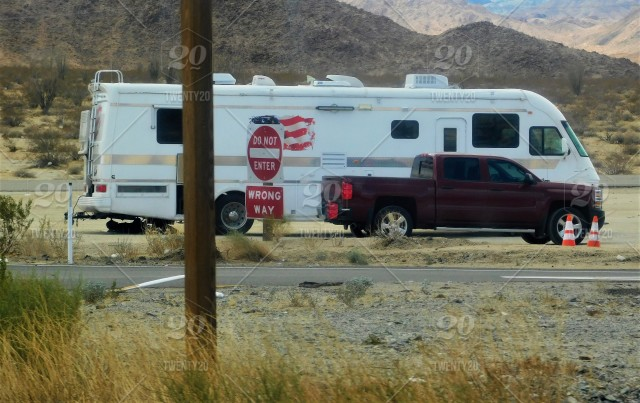 VACATION! Travel by RV, recreational vehicle, has become a