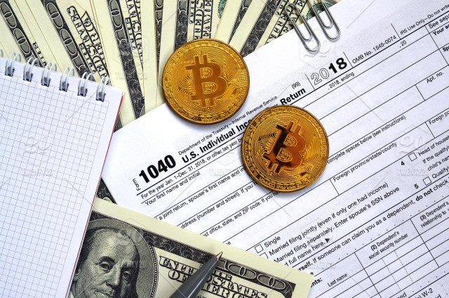 what type of investment is cryptocurrency tax