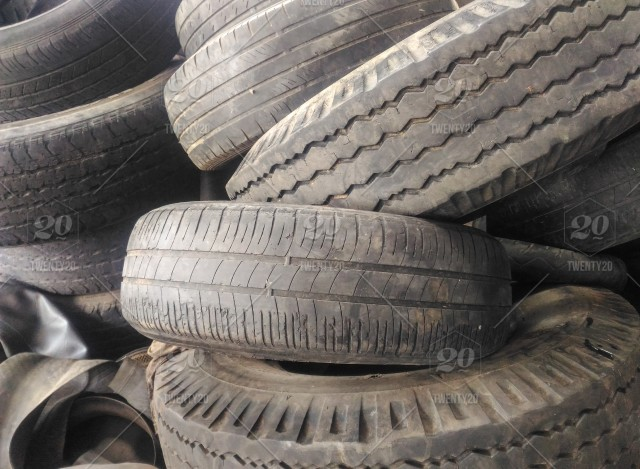Used Car Tires >> Used Car Tires Pile In The Tire Repair Shop Yard Stock Photo