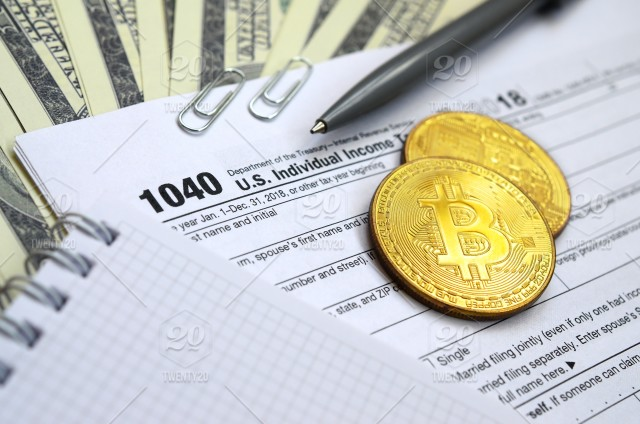 do you have to pay income tax on cryptocurrency