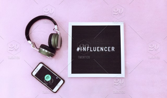 Influencers on Spotify 1️⃣ stock photo d2ede1aa-3848-4b0a